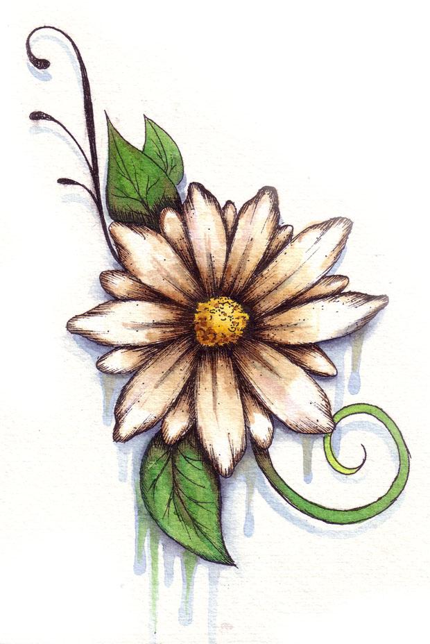 Dreary Daisy by Mulysa