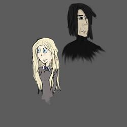 Severus and Luna