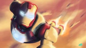 Iron Man Selfie