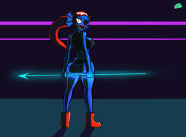 Undertale - Undyne by Twisted4000