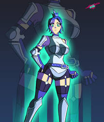Blair Dame | Fighting EX Layer by Twisted4000