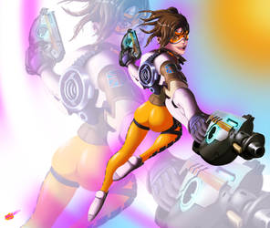 Tracer 01 | Overwatch