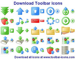 Download Toolbar Icons