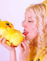 Dirty Pikachu Fan