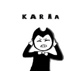 K  A  R  M  A by awesomehero43