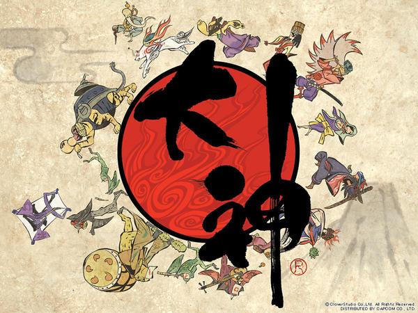 Okami Wallpaper by Okami-Fan-Club