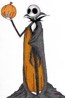 Hail the Pumpkin King by chanchan