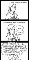 Uncharted 3: Emotional roller coaster