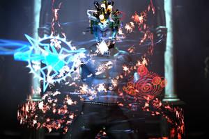 Technomagickal Ritual 01