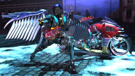 Dizzy X Renegade Angel 01