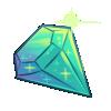 [Treasure] Glimmering Gemstone by Kiratzu-Mountain