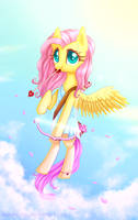 CupidShy by 0okami-0ni