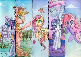Bookmarks by 0okami-0ni