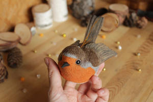 English robin ball 1 by Sillykoshka