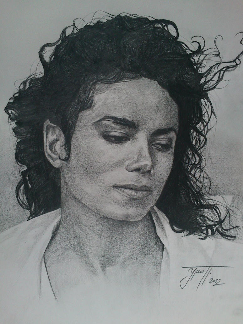michael jackson sketch smooth - photo #42
