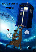 She's My Tardis by Chouly-only