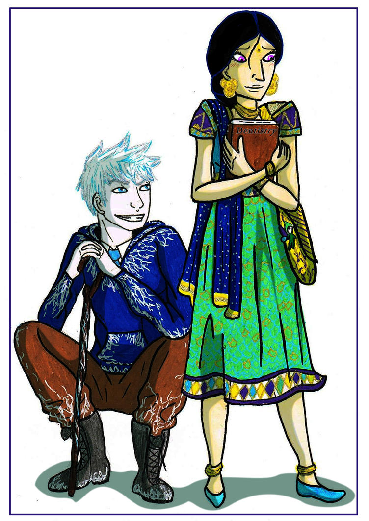 Painel Para Tv No Ático By Jack Móbiles: Jack And Toothiana By Chouly-only On DeviantArt
