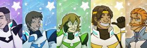 Rainbow space team