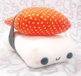 Shrimp Sushi Roll Plush