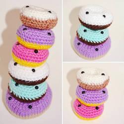 Donut Stack