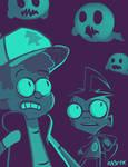 Dib And Dipper
