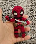 Chibi Deadpool by BIuntness