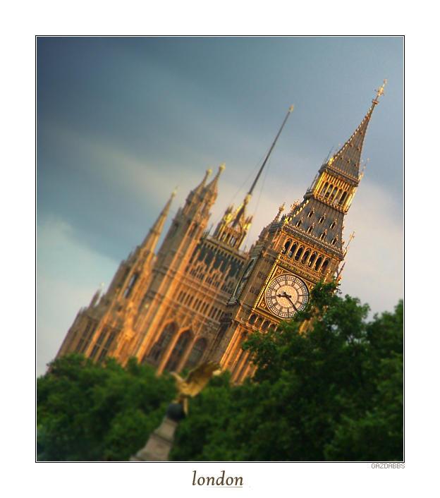 London by GazDabbs