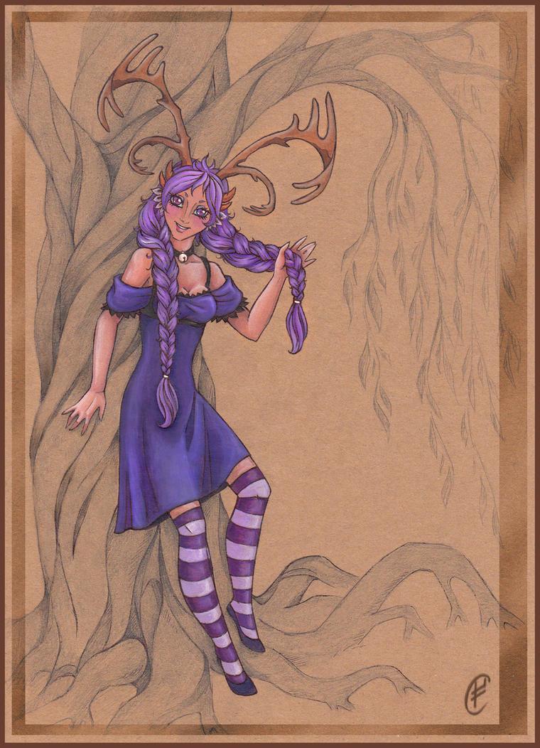 violet by Tilmariel