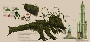 Cloverfield Monster v2