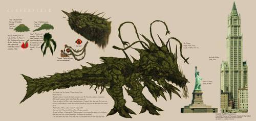 Cloverfield Monster v2 by Ra88