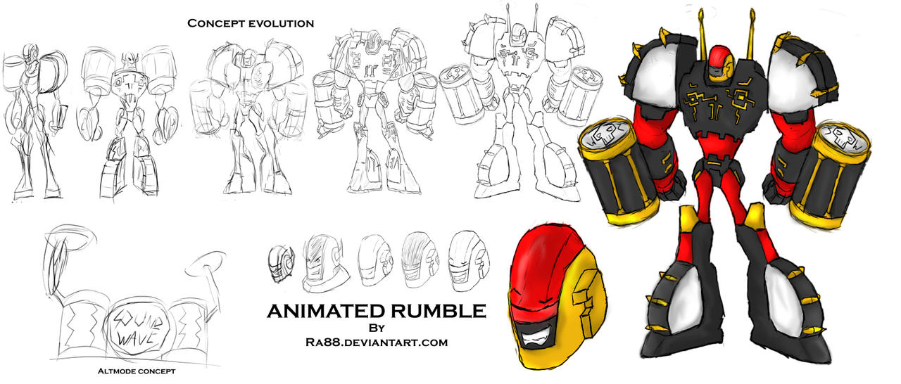 Animated Rumble by Ra88