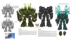 Project Combaticons: part 8