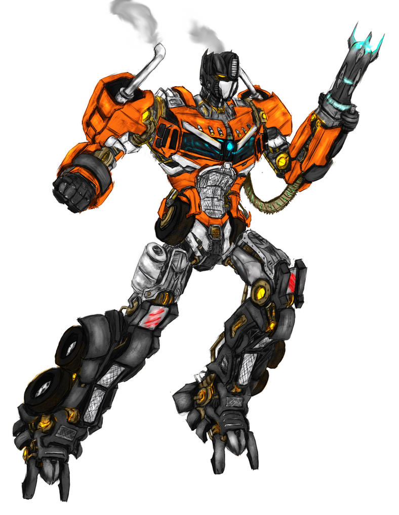 Optimus Not by Ra88