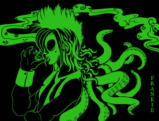 Crystober 21-Frankie Lovecraft