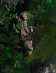 Snake Pit by Mirriejam