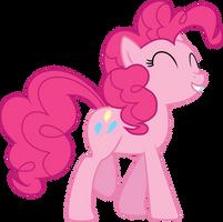 PinkiePie smiling by stjonal