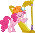 PinkiePie is more musically gifted than everyone!