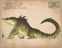 Death Crocodile