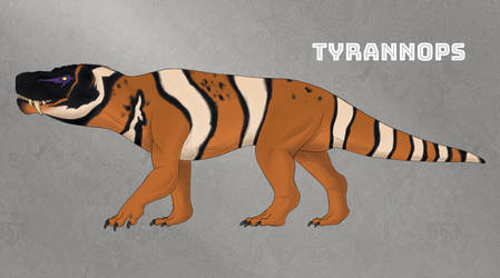 Chaos Effect: Tyrannops
