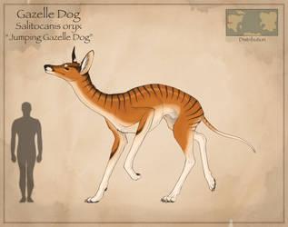 Gazelle Dog