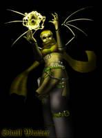 Skull Weaver by annarti