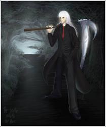 The Scythe Maketh the Man by annarti