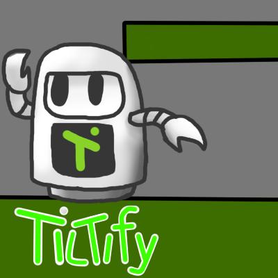 Tiltify Robot by XxxDream-CatcherxxX