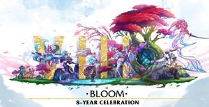 Spirit Blossom Fan art