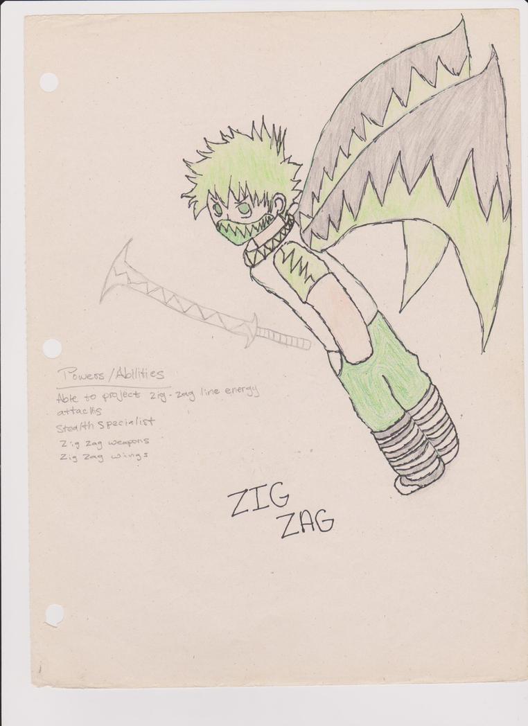 Zig Zag by abcdrayman