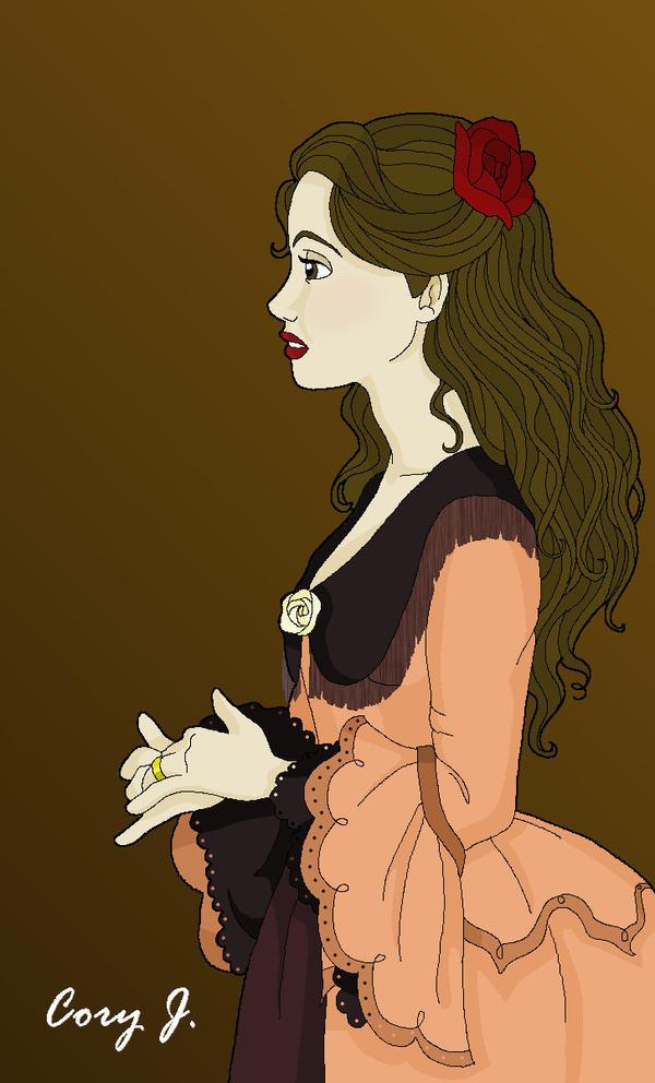 Christine as Aminita by Cor104