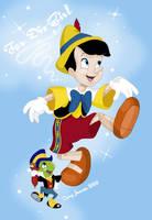 Pinocchio by Cor104