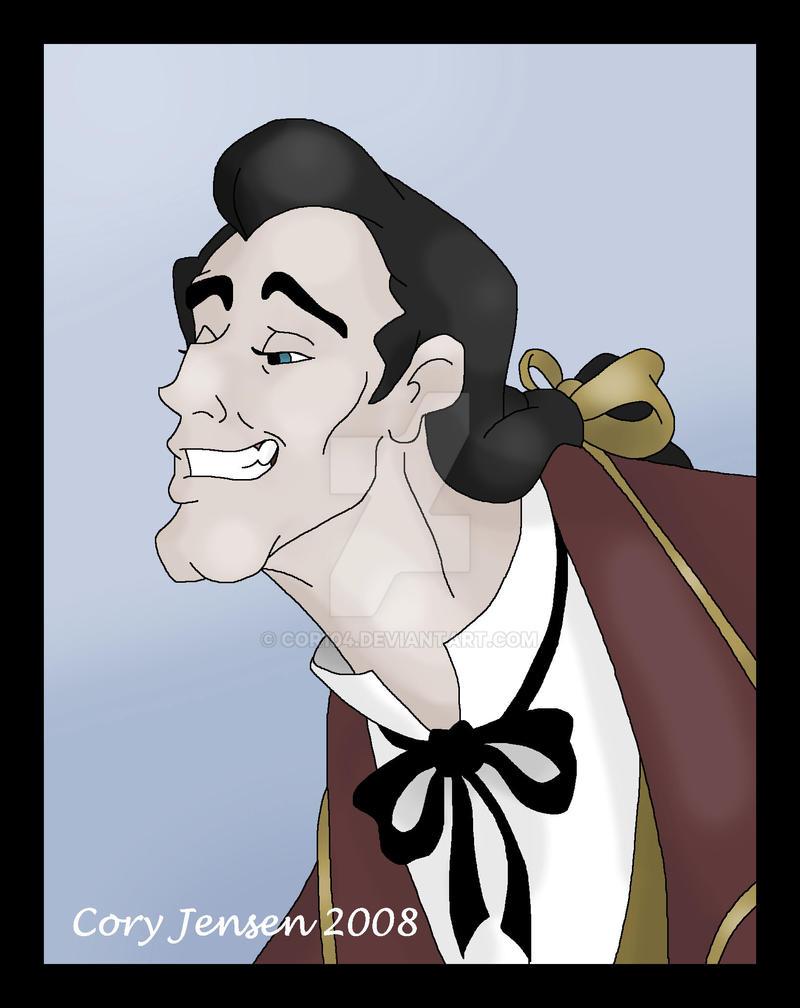 Gaston by Cor104