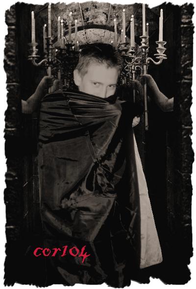 phantom or vampire... by Cor104