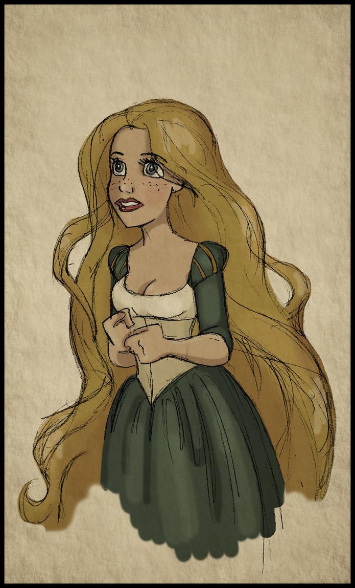 Rapunzel 2 by Cor104